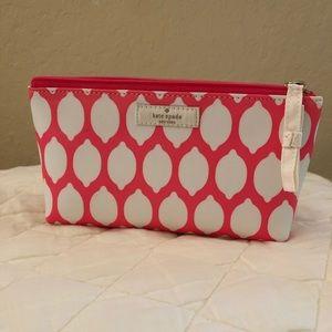 Kate Spade ♠️ Small Cosmetic Bag